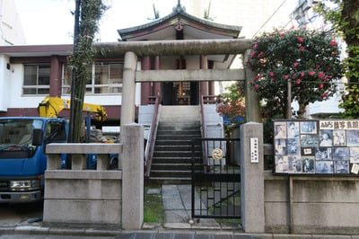 日枝神社(東京都浅草(つくばEXP)駅) - その他建物の写真