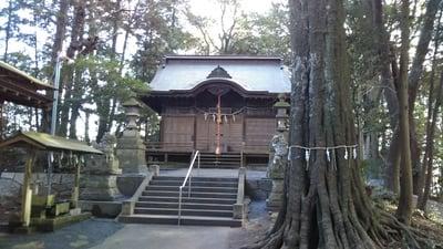 茨城県冨士神社の写真