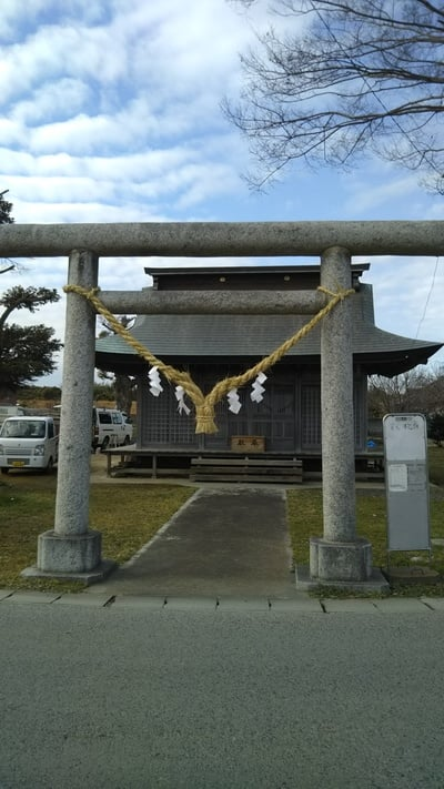 吉田神社の近くの神社お寺|鹿島神社