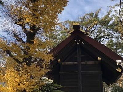 千葉県意富比神社の本殿