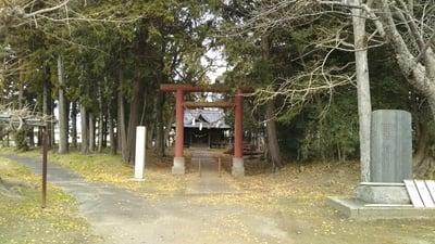 河合神社の建物その他