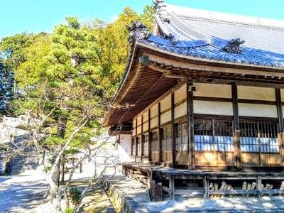 愛知県高月院の本殿