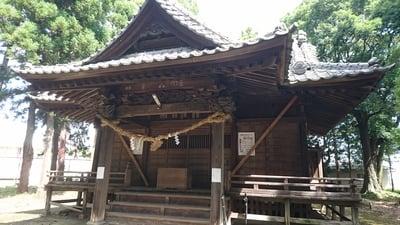 河合神社(茨城県)