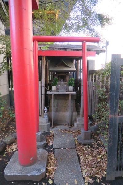 感應稲荷神社(東京都)