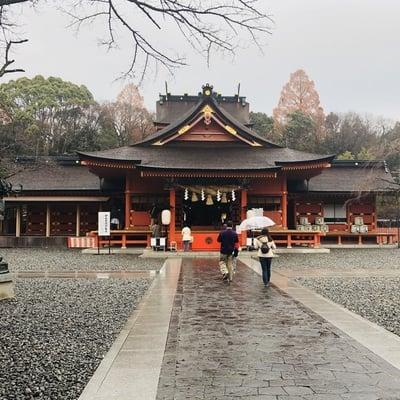 静岡県富士山本宮浅間大社の本殿