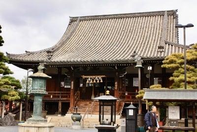総持寺の本殿
