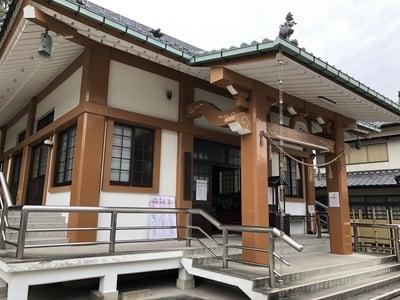愛知県宝寿院の本殿