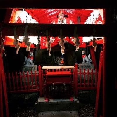 愛知県北野神社の本殿
