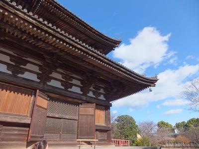 京都府東寺(教王護国寺)の本殿