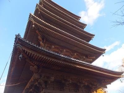 東寺(教王護国寺)(京都府東寺駅) - 塔の写真