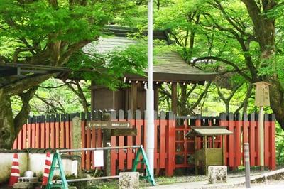 貴船神社の近くの神社お寺|梶取社