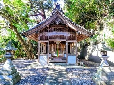 熊野神社(乙方熊野神社)の本殿