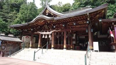 兵庫県鹿嶋神社の本殿