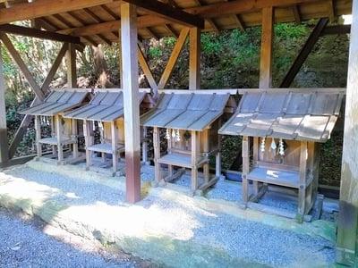 八幡神社(切山八幡神社)の末社