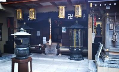 大観音寺の本殿