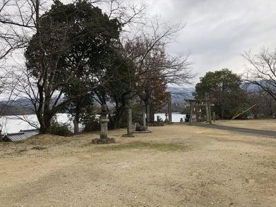 神野神社の周辺