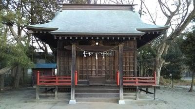 茨城県秋葉山神社の写真