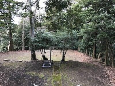 千葉県阿夫利神社の写真