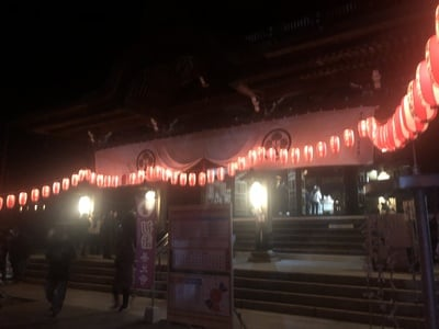 愛知県善光寺の本殿