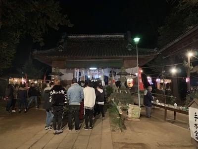 千葉県赤城神社の本殿