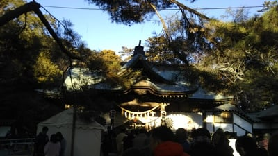 茨城県大神宮の写真