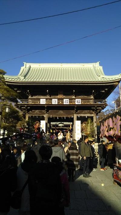 茨城県虚空蔵堂の写真