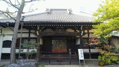 海雲寺の本殿