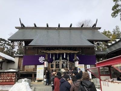 西根神社(福島県飯坂温泉駅) - 本殿・本堂の写真