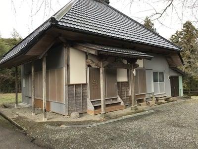 千葉県寺院(名称不明)の本殿