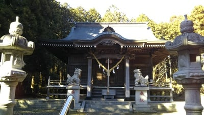鷹房神社(茨城県)