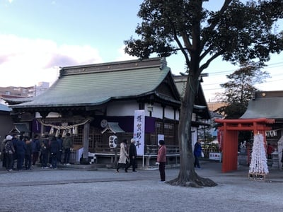 神奈川県相模原氷川神社の本殿