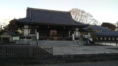 茨城県長松院の写真