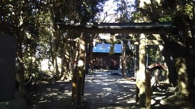 𠮷田神社(茨城県)
