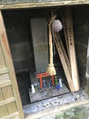 神奈川県洲乃御前神社の写真