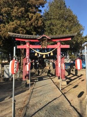 群馬県小暮神社の写真