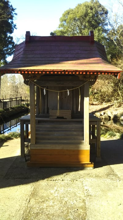 清水神社(茨城県)