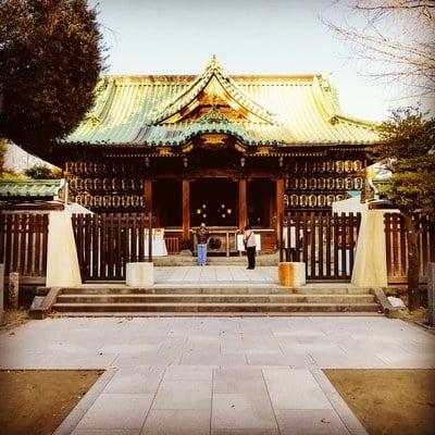 牛嶋神社(東京都本所吾妻橋駅) - 本殿・本堂の写真