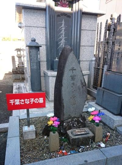 山梨県清運寺のお墓