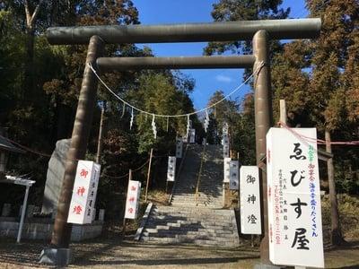 茨城県常陸二ノ宮静神社の本殿