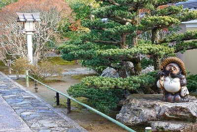 弘源寺の狛犬