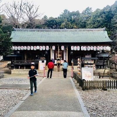 上地八幡宮(愛知県)