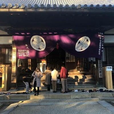 愛知県大樹寺の本殿
