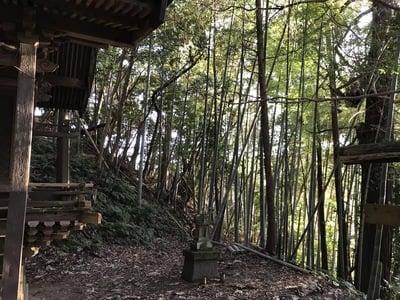 千葉県怒田神社の建物その他