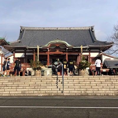 一畑山薬師寺の本殿