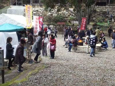 日龍峯寺(高澤観音)(美濃清水)の初詣