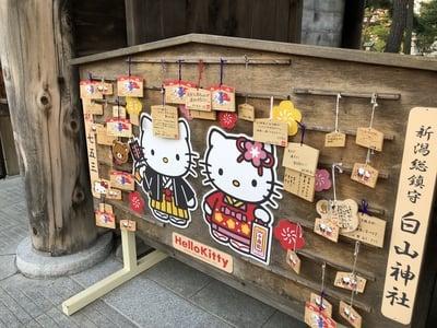 新潟県白山神社の写真