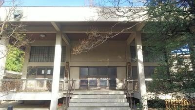 東京都安養寺の本殿