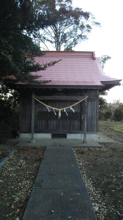 茨城県天王神社の写真