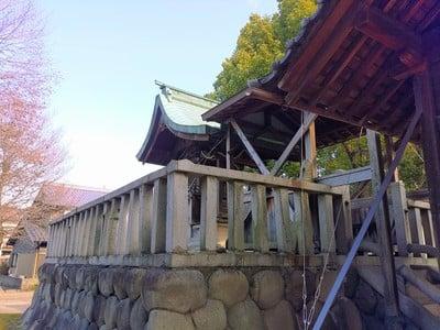 愛知県八幡社(大塚八幡社)の写真