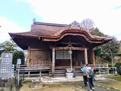 愛知県大塚山 性海寺の本殿